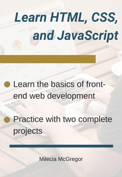 Learn HTML, CSS, and JavaScript (eBook, ePUB)