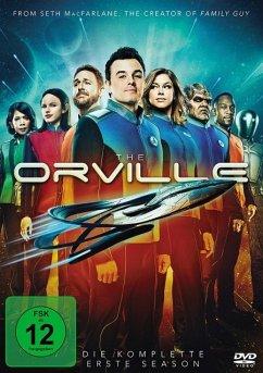 The Orville - Season 1 (4 Discs)