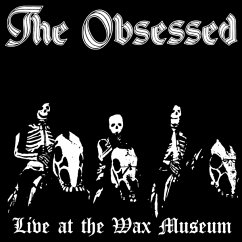 Live At The Wax Museum (2lp) - Obsessed,The