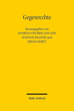 Gegenrechte (eBook, PDF)
