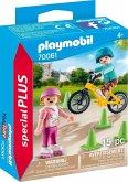 PLAYMOBIL® 70061 Kinder m. Skates u. BMX