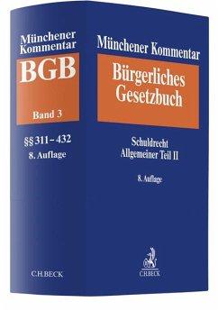 Münchener Kommentar zum Bürgerlichen Gesetzbuch Bd. 3: Schuldrecht - Allgemeiner Teil II - Krüger, Wolfgang
