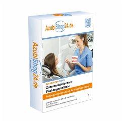 AzubiShop24.de Basis-Lernkarten Zahnmedizinische/-r Fachangestellte/-r - Kaden, Tanja