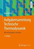 Aufgabensammlung Technische Thermodynamik (eBook, PDF)