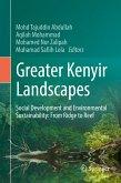 Greater Kenyir Landscapes (eBook, PDF)