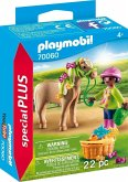 PLAYMOBIL® 70060 Mädchen mit Pony