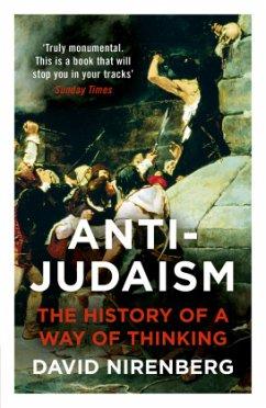 Anti-Judaism - Nirenberg, David
