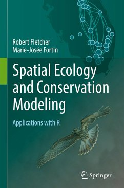 Spatial Ecology and Conservation Modeling with R - Fletcher, Robert; Fortin, Marie-Josée