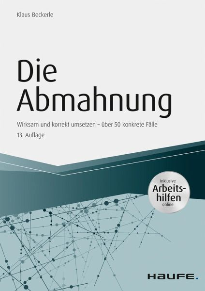 Download ebook abmahnung