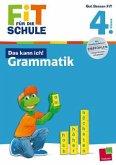Das kann ich! Grammatik. 4. Klasse (Mängelexemplar)