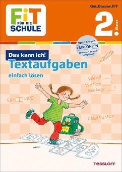 Textaufgaben einfach lösen 2. Klasse (Mängelexemplar)