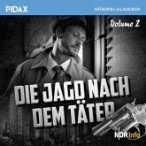 Die Jagd nach dem Täter - Vol. 2 (MP3-Download)