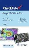 Checkliste Augenheilkunde (eBook, PDF)