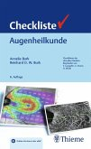 Checkliste Augenheilkunde (eBook, ePUB)
