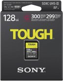 Sony SDXC G Tough series 128GB UHS-II Class 10 U3 V90