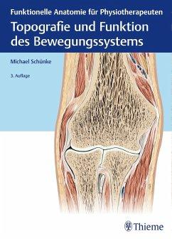 Topografie und Funktion des Bewegungssystems (eBook, PDF) - Schünke, Michael