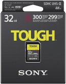 Sony SDHC G Tough series 32GB UHS-II Class 10 U3 V90