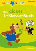 Lernstern: Mein dickes 1.-Klasse-Buch (Mängelexemplar)