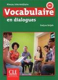 Vocabulaire en dialogues. Niveau intermédiaire. Schülerbuch+ mp3 CD + lexique anglais