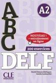 ABC DELF. Niveau A2. Buch+Audio-CD+Online-Übungen