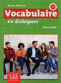 Vocabulaire en dialogues. Niveau débutant. Schülerbuch+Audio-CD