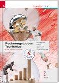 Rechnungswesen Tourismus 2 HFS/TFS, inkl. digitalem Zusatzpaket