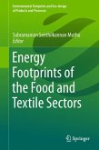 Energy Footprints of the Food and Textile Sectors