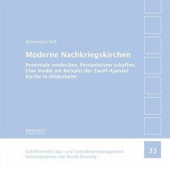 Moderne Nachkriegskirchen - Voß, Annemarie