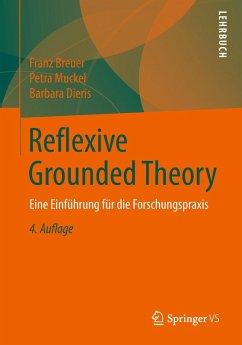 Reflexive Grounded Theory (eBook, PDF) - Breuer, Franz; Muckel, Petra; Dieris, Barbara