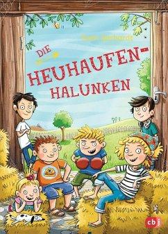 Die Heuhaufen-Halunken Bd.1 (Mängelexemplar) - Gerhardt, Sven