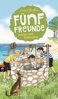 Fünf Freunde machen eine Entdeckung / Fünf Freunde Bd.21 (Mängelexemplar) - Blyton, Enid