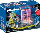 PLAYMOBIL® 70009 SuperSet Galaxy Police Gefängnis