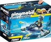 PLAYMOBIL® 70007 Team S.H.A.R.K. Rocket Rafter