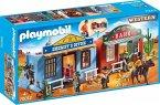 PLAYMOBIL® 70012 Mitnehm-Westerncity
