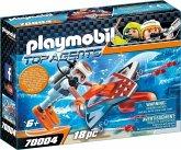 PLAYMOBIL® 70004 Spy Team Underwater Wing