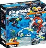 PLAYMOBIL® 70003 Spy Team Sub Bot