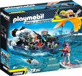 PLAYMOBIL® 70006 Team S.H.A.R.K. Harpoon Craft