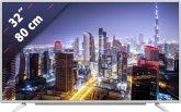 Grundig 32 GHW 5740 weiß 80 cm (32 Zoll) Fernseher (HD ready)