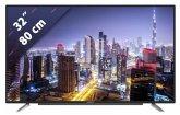 Grundig 32 GHB 5740 schwarz 80 cm (32 Zoll) Fernseher (HD ready)