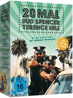 20 Mal Bud Spencer & Terence Hill