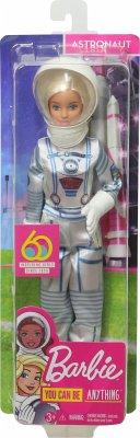Barbie 60th Anniversary Astronautin Puppe
