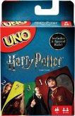 Mattel MTLFNC42 - UNO Harry Potter, Familienspiel