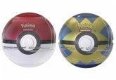 Pokemon (Sammelkartenspiel), Poke Ball Tin DE