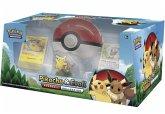 Pokemon, Pokeball-Kollek Pikachu & Evoli (Sammelkartenspiel)