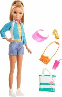 Mattel FWV16 Barbie® Reise Stacie Puppe