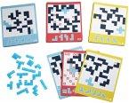 Mattel MTLGDJ86 - Blokus Puzzle, Strategiespiel, Reisespiel, Denkspiel