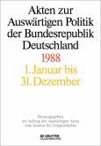 Akten zur Auswärtigen Politik der Bundesrepublik Deutschland 1988. 2 Teilbände
