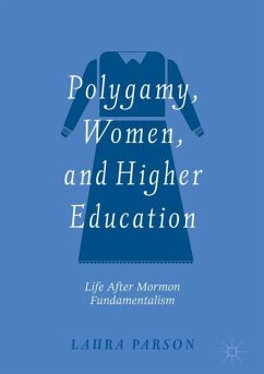 Polygamy, Women, and Higher Education - Parson, Laura