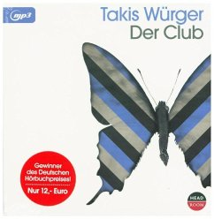 Der Club, 1 MP3-CD - Würger, Takis