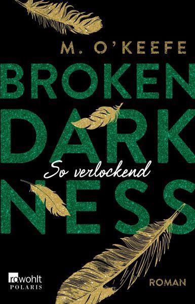 Buch-Reihe Broken Darkness